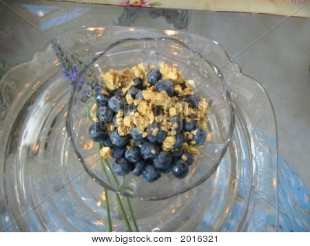 Blueberries For Breakfast