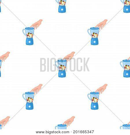 Blender, single icon in cartoon style.Blender, vector symbol stock illustration .