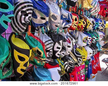 Mexican Luchador Masks For Sale