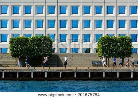 Office Building, Copenhagen, Denmark