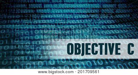 Objective c Development Language as a Coding Concept