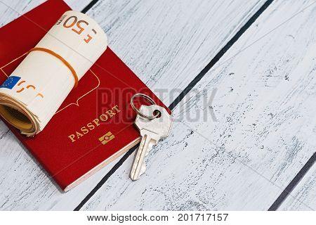 Rental Deposit Concept
