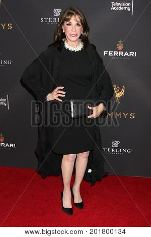 LOS ANGELES - AUG 23:  Kate Linder at the Daytime Television Stars Celebrate Emmy Awards Season at the Saban Media Center at the Television Academy on August 23, 2017 in North Hollywood, CA