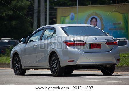 Private Car, Toyota Corolla Altis. Eleventh Generation