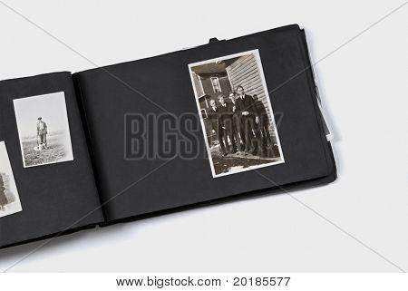 Photo Album with The Gentlemen