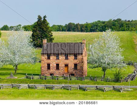 Old Stone House Manassas Battlefield