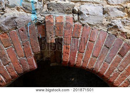 Old Brickwork