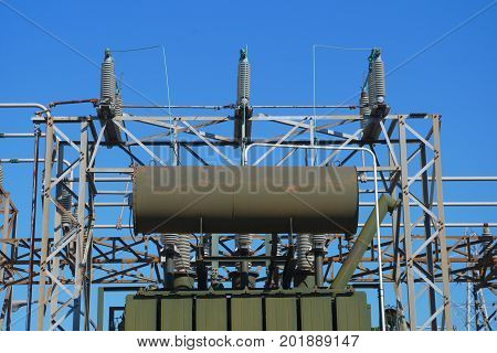 electricity transformer watt ampere volt infrastructure voltage electric distribution structure wire pylon