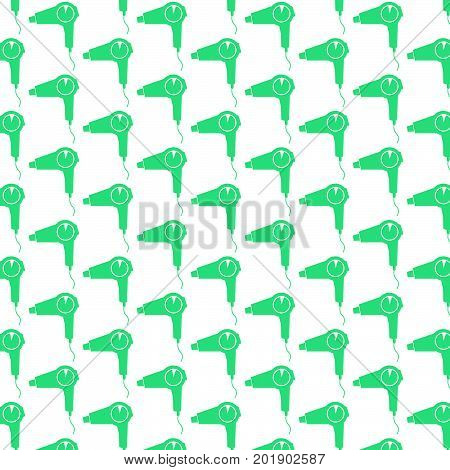 an images of Or pictogram Pattern background hairdryer icon