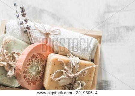 Natural Soap Spa
