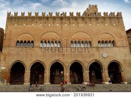Rimini - Palazzo Dell Arengo