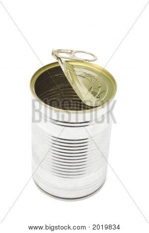 Ringpull Tin Can