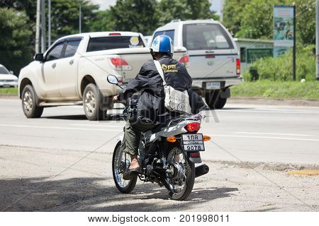 Private Suzuki Gd110Hu Motorcycle And Old Man