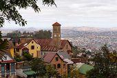 Antananarivo or Tananarive short Tana Poor capital and largest city in Madagascar Madagasikara republic. poster