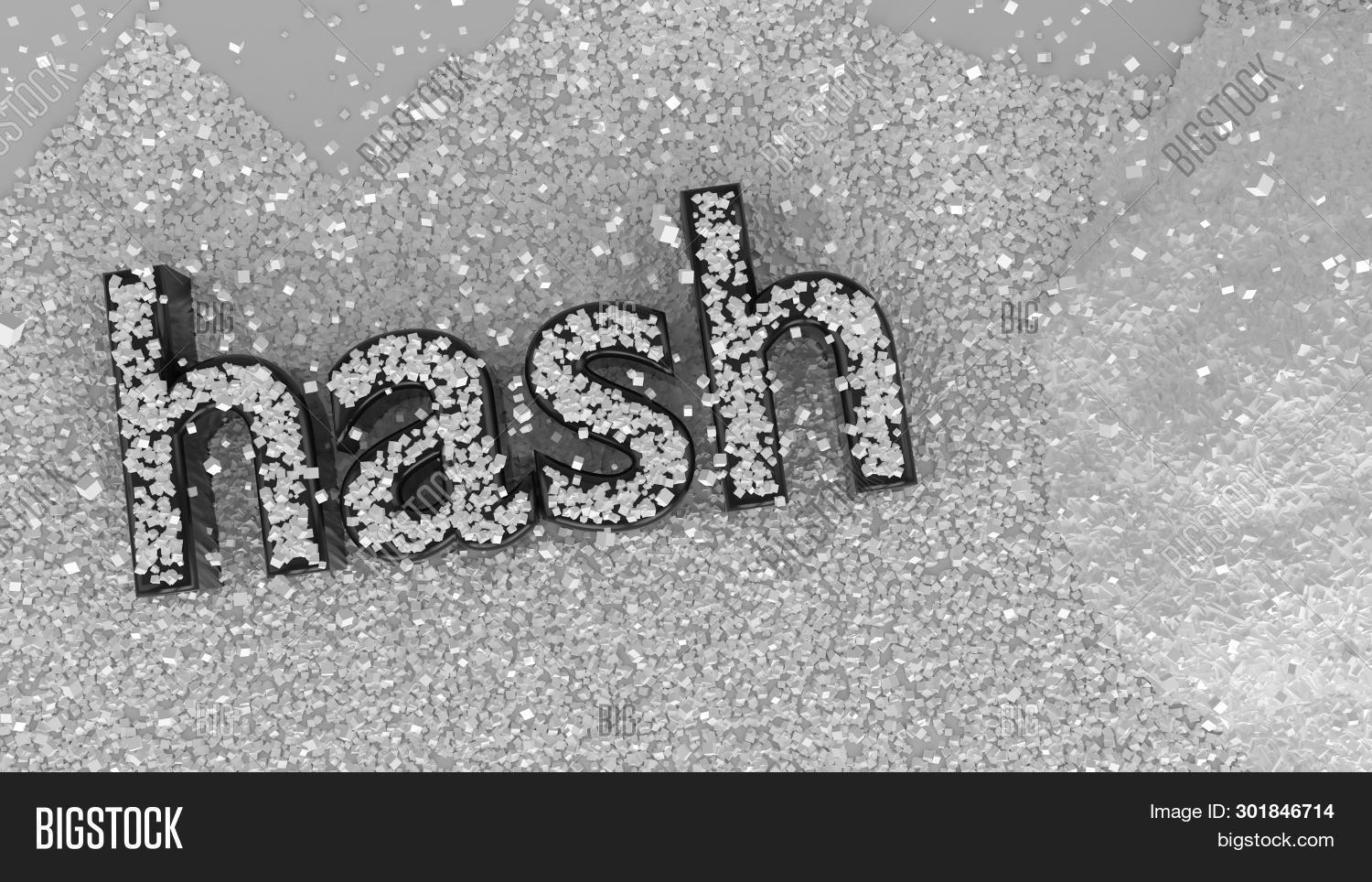 Password Hash Salt Image & Photo (Free Trial) | Bigstock