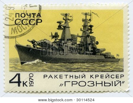 Russian Cruiser