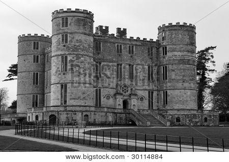 Lulworth Castle - Dorset - England - March 2011