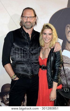 LOS ANGELES - MAY 14:  Jeffrey Nordling, Miranda Nordling at the