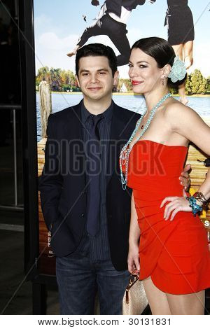 LOS ANGELES, CA - FEB 16: Samm Levine at the premiere of Universal Pictures' 'Wanderlust' held at Mann Village Theatre on February 16, 2012 in Los Angeles, California
