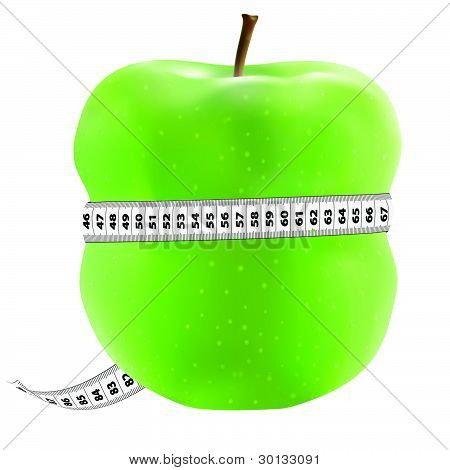 Getting thin apple