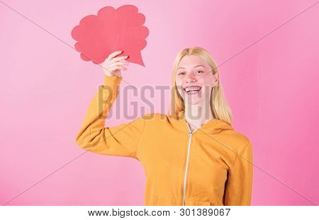 Thoughts Of Inspired Adorable Woman. Idea And Inspiration. What Is On Her Mind. Fresh Idea. Idea And