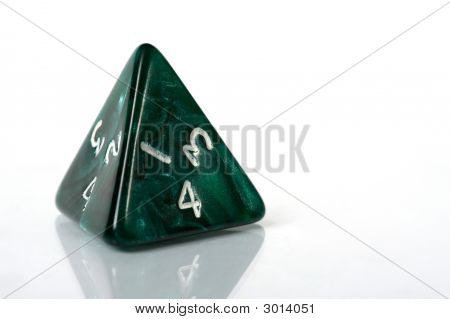 Four Sider Dice