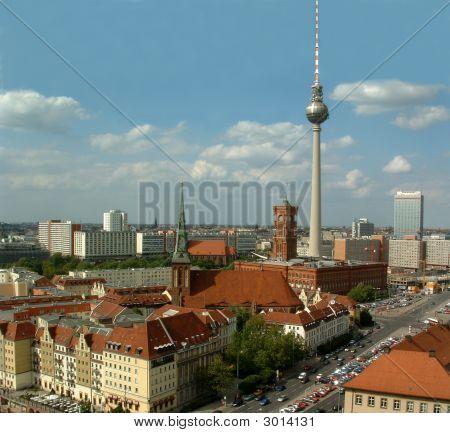 Berlin-Mitte Von Der Fischerinsel