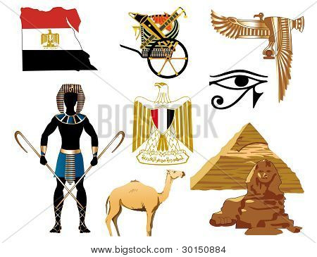 Egypt Icons