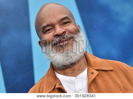 LOS ANGELES - MAY 18:  David Alan Grier arrives for the 'Godzilla: King of the Monstersl' Hollywood Premiere on May 18, 2019 in Hollywood, CA