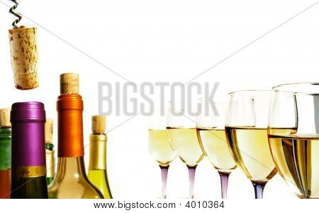 Wine Line Bottles