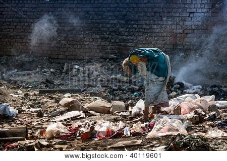 Pollution and poverty