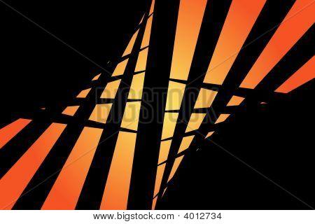 Woven Stripes Illustration