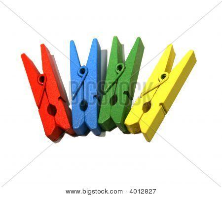 Clothespin