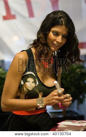 Model Micaela Schaefer