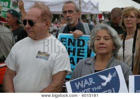 Anti Iraq War Protesters 2