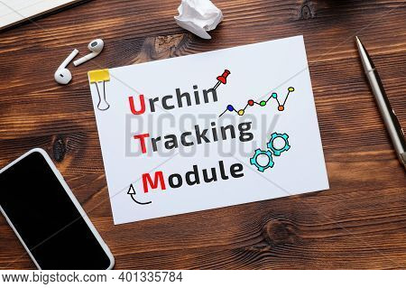 Utm - Urchin Tracking Module. Specialized Parameter In The Url.