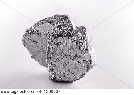 Cobalt Is A Chemical Element, Symbol Co, Used To Create Metal Alloys