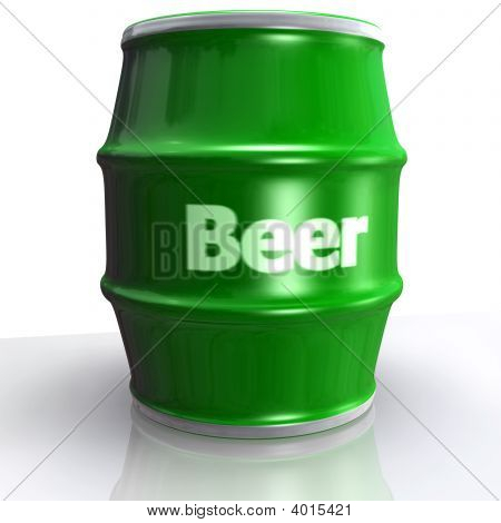 Beer Container