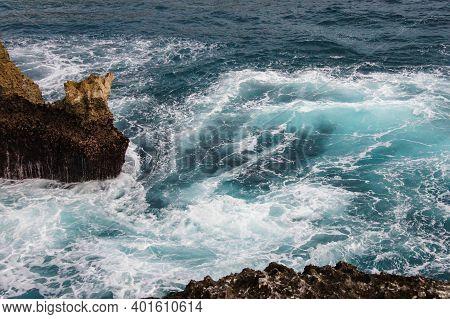 Foam Of The Sea,sea Foam, Ocean Foam, Beach Foam.