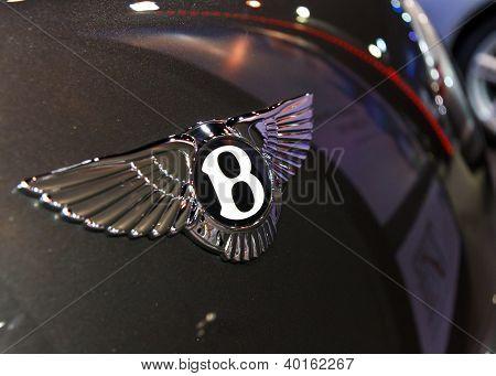 Bentley Continental Super Sport Gt's Sign