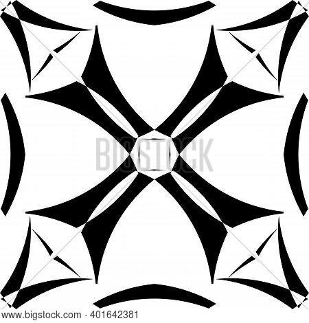Arabesque Background Gentlemmans Table Visual Element Black On Transparent Background Designer Cut