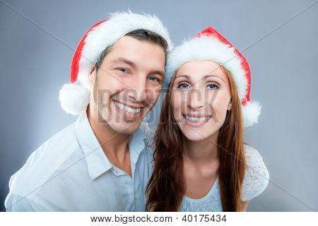 december santa clause time
