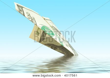 Money Plane Wreck