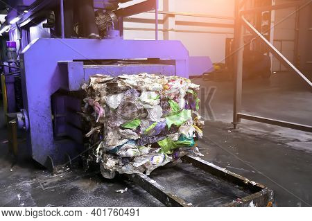 The Garbage Press.  The Sorting Of Garbage.