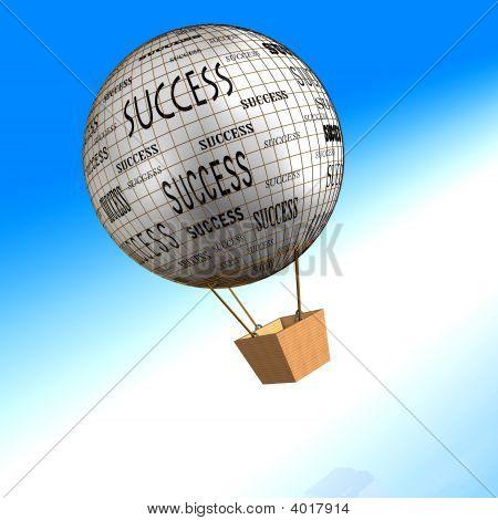 Success Balloon