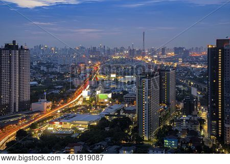 The Path Of Capital's Prosperity, Bangkok's Residential Landscape. The Royal Capital Of Thailand,com