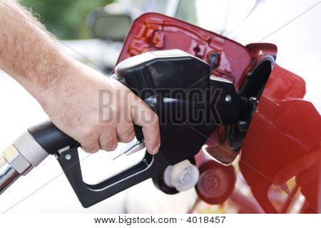 Petrol In Tank