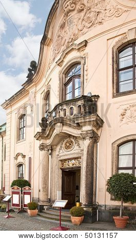 Palace Of Sekundogenitur