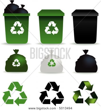 Binbags And Bins Recycle