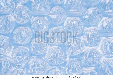 Close-up Of Bubble Wrap